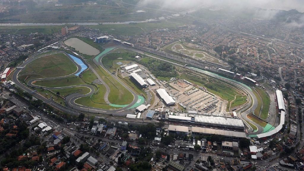 Circuito Interlagos - Brasile