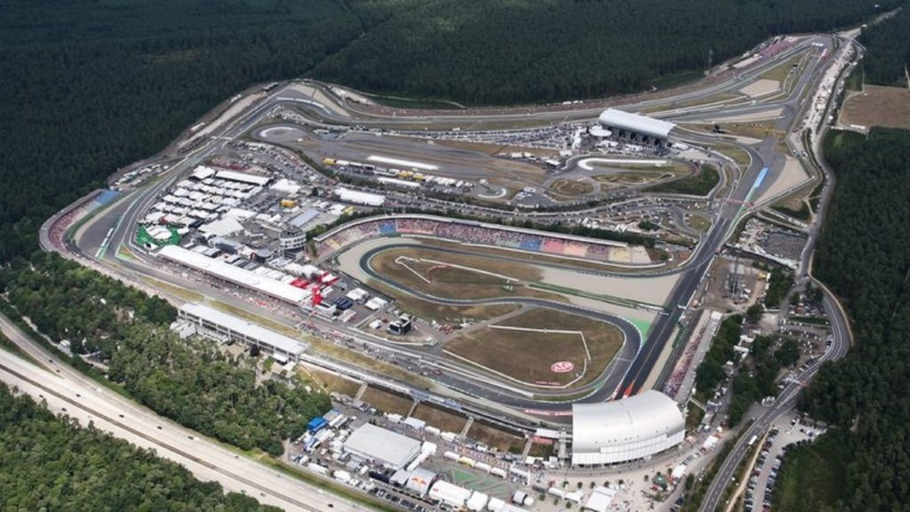 Circuito Hockenheimring - Germania