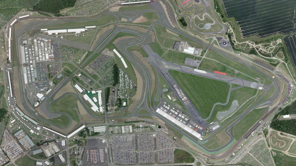 Circuito Silverstone - Inghilterra