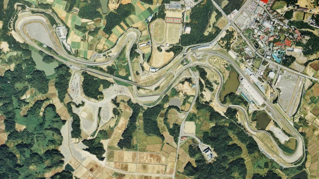 Circuito Suzuka - Giappone