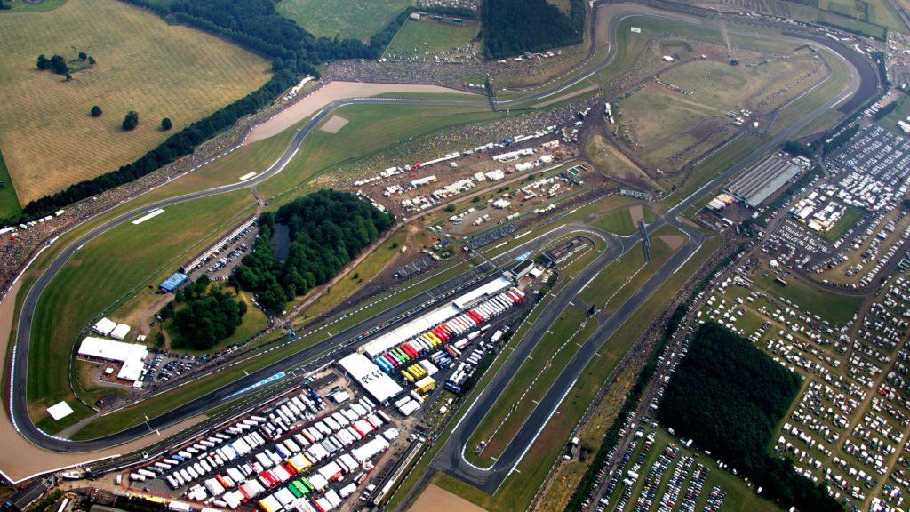 Circuito Donington Park - Inghilterra
