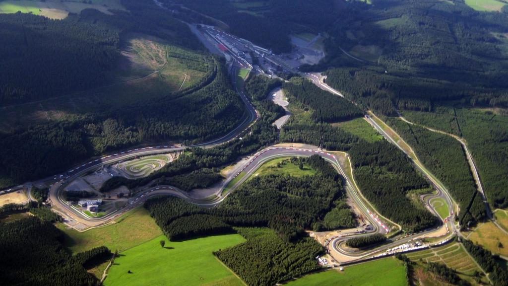 Circuito Spa-Francorchamps - Belgio