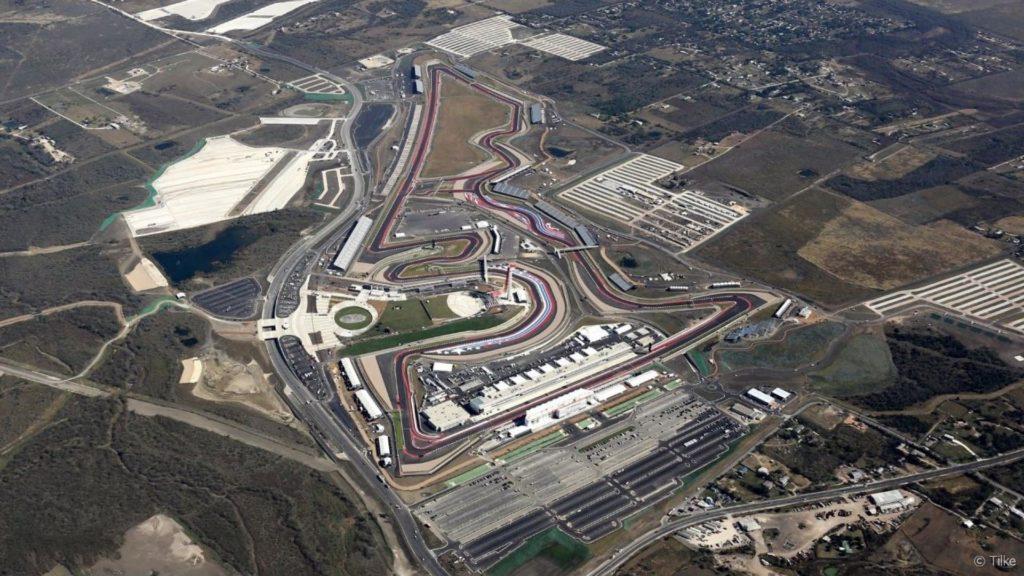Circuito Austin - USA